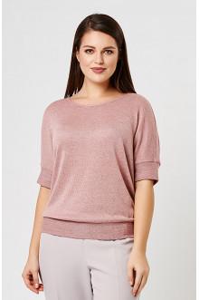 "Блуза ""Лина"" 4195 (Розовый)"